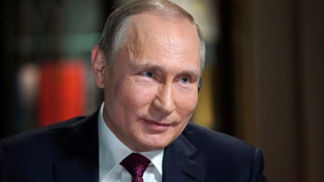 Putin ordered plane to be downed in 2014