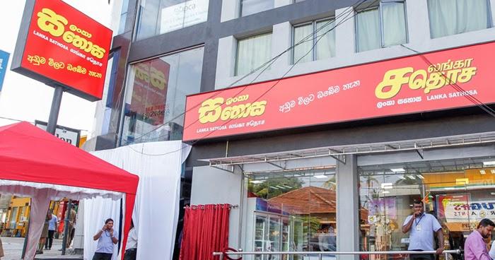 Lanka Sathosa earns profits this year compared to losses last year