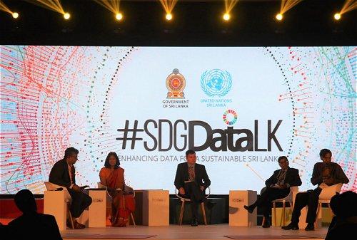 UN, Sri Lanka joint symposium provides a platform for enhancing the use of data towards a Sustainable Sri Lanka