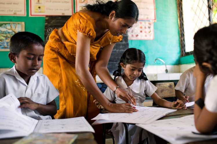 3,766 teachers of National Schools transfered