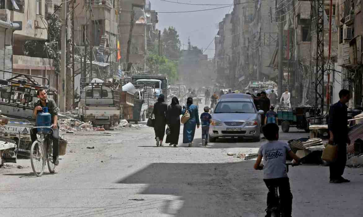 10m Syrians at risk of forfeiting homes under new property law