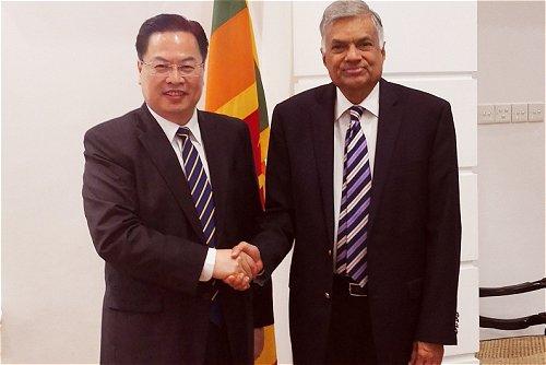 China dispels 'baseless suspicion' on Chinese militarization of Sri Lanka's Hambantota Port