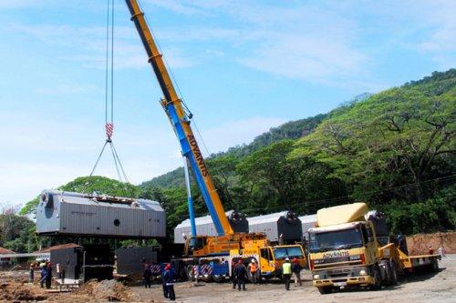 Advantis handles logistics for Sri Lanka's 1st 10 MW Biomass power plant