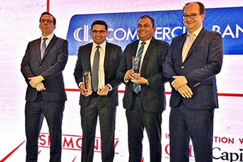 Sri Lanka's Commercial Bank awarded grand triple at Asiamoney Banking Awards 2018