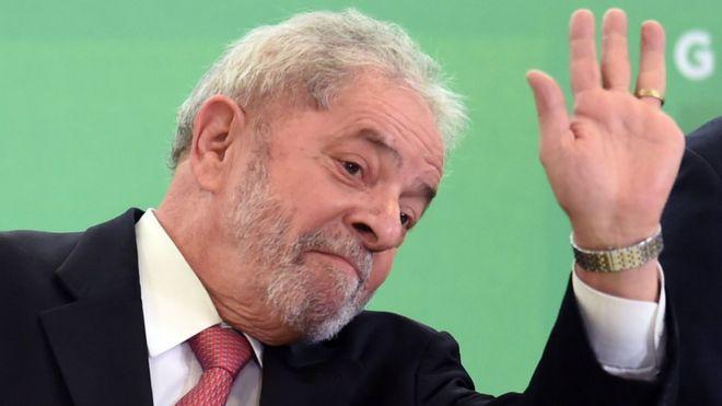 Brazil's Lula must start prison term, Supreme Court rules