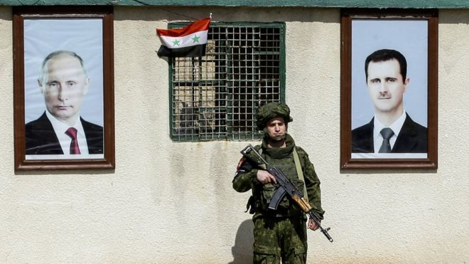 Russia warns of 'dangerous' escalation over Syria
