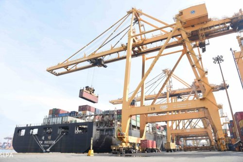 Sri Lanka's Colombo Port tops Alphaliner global container port rankings