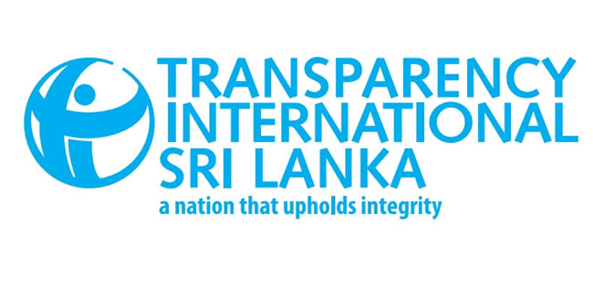 Transparency International Sri Lanka commends Bribery Commission for key step in tackling grand corruption