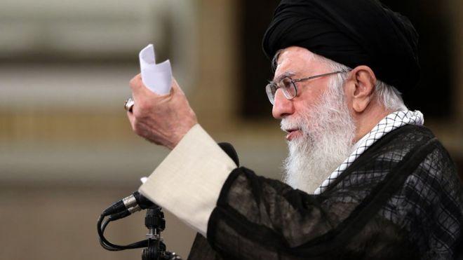 Iran nuclear deal: Khamenei lists demands for European powers