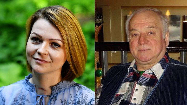 Russian spy poisoning: How the Skripals were saved
