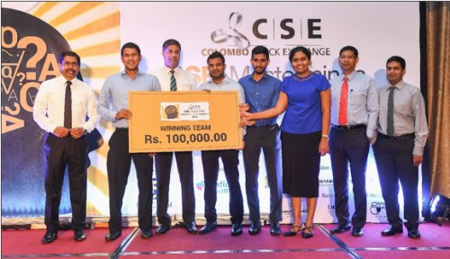 46 teams compete for top honors at CSE Masterminds 2018