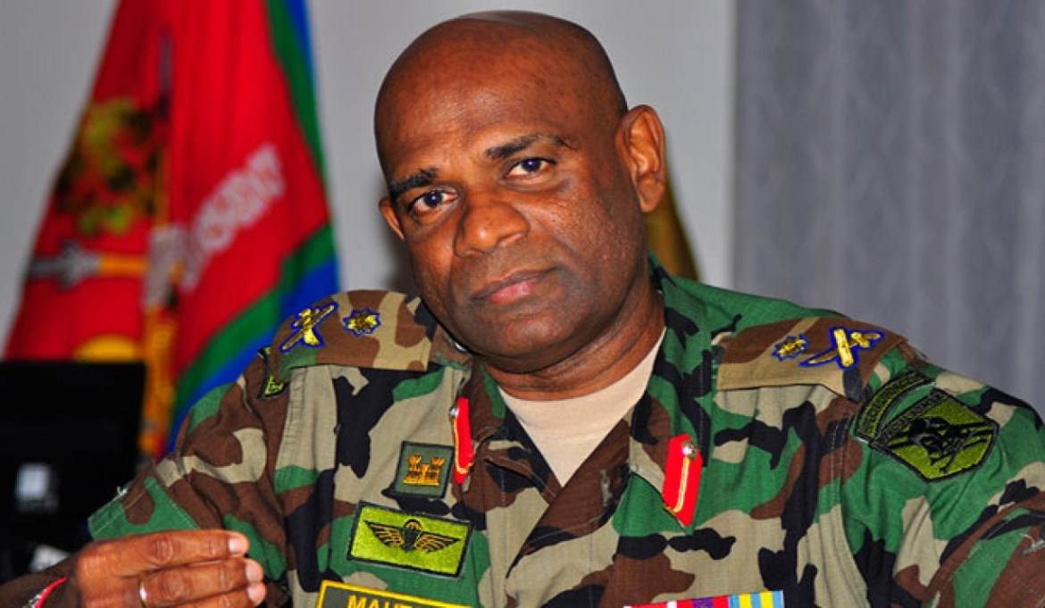 Sri Lanka Army Commander's tenure extended for one year