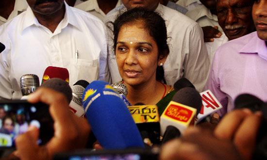 Vijayakala Maheswaran arrested