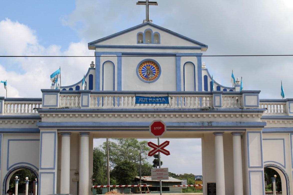 Madhu Church in Mannar to be declared as sacred area