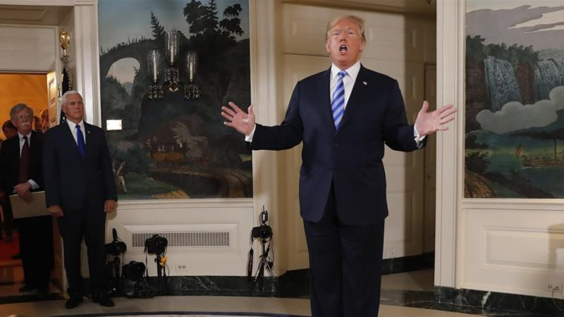 Why Trump needs to 'be cautious' in his war of words with Iran