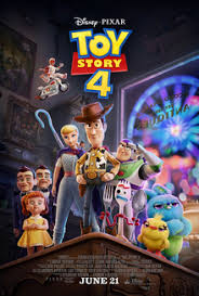 'Toy Story 4'; Offering satisfying emotional closure to Pixar's popular 'Toy Story' franchise, the series' most cinematic installment yet goes deep as Buzz and Woody adjust to life after Andy