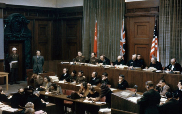 FUNDAMENTAL LEGACY OF THE NUREMBERG AND TOKYO TRIALS (1945-1948)