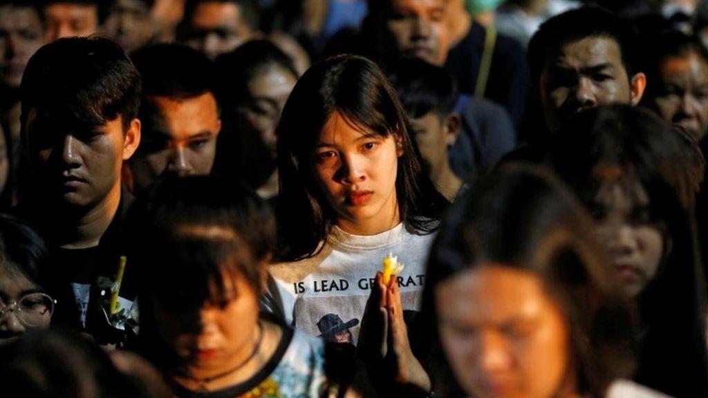 Thailand shooting: Survivors recall ordeal of gun rampage