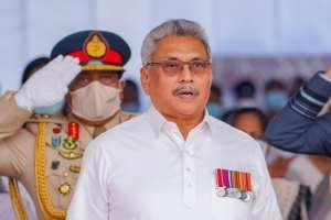 Pres gotabaya