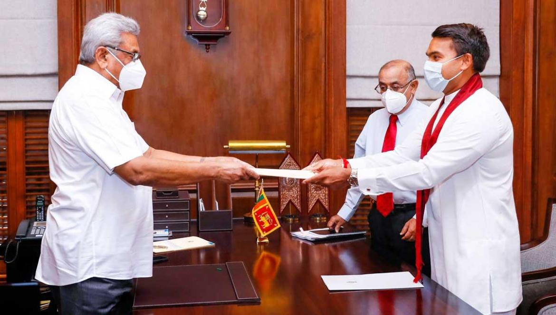 State Minster of Digital Technology and Entrepreneur Development sworn in