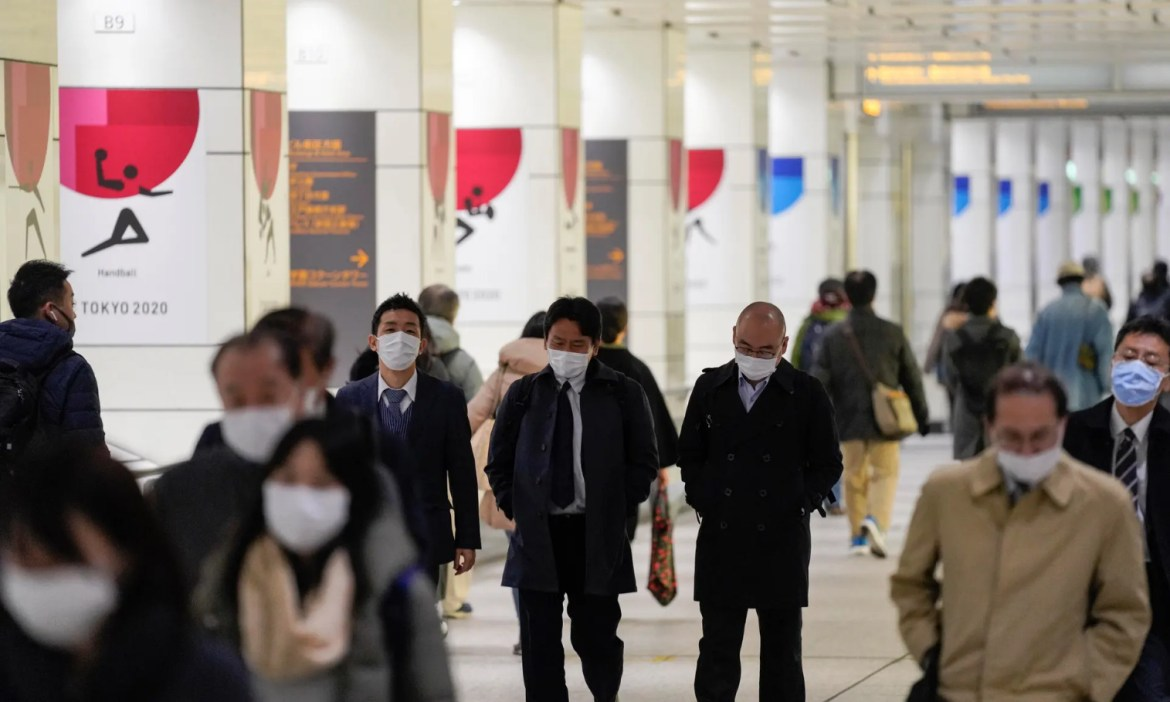 Japan and France report cases of coronavirus variant found in UK