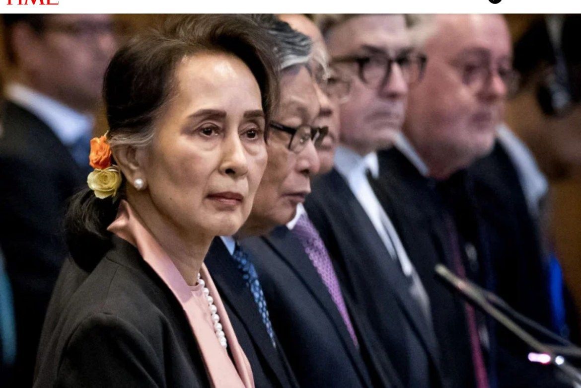 Myanmar Coup; military takes control