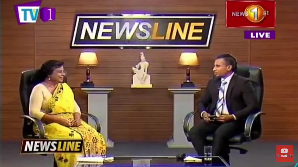 """""""Make Central Environmental Authority independent"""": Dr. Ajantha Perera on #NewslineSL – 09 Feb. 2021"""