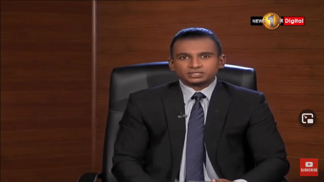 News 1st NEWSLINE with Sharlan Benedict- 10.03.2021