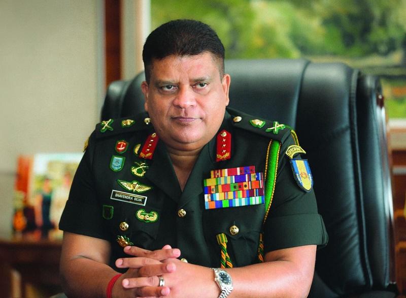 Lt. General Shavendra Silva promoted to General
