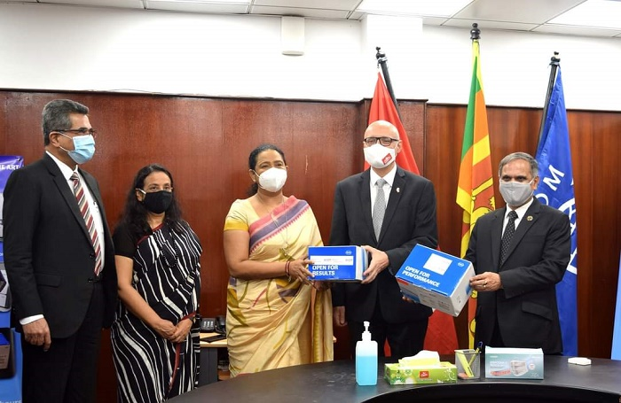 Switzerland funds advanced PCR testing facility at BIA