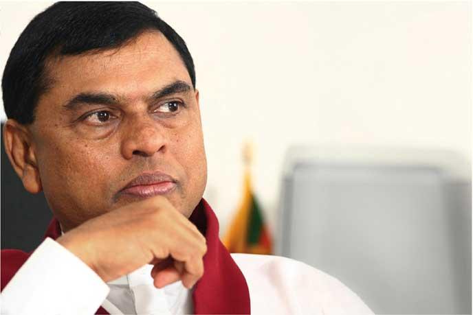 Basil Rajapaksa freed