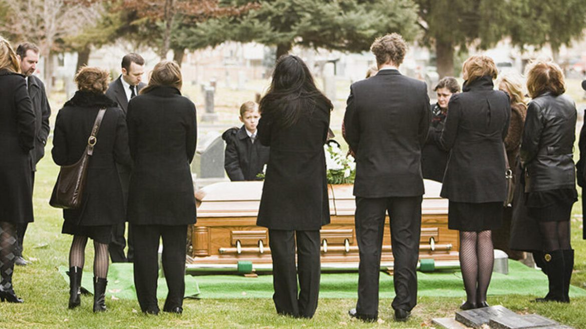 New health regulations for funeral rites