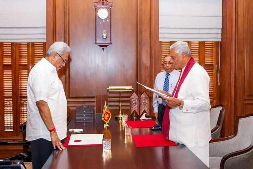 New Cabinet & State Minister sworn in