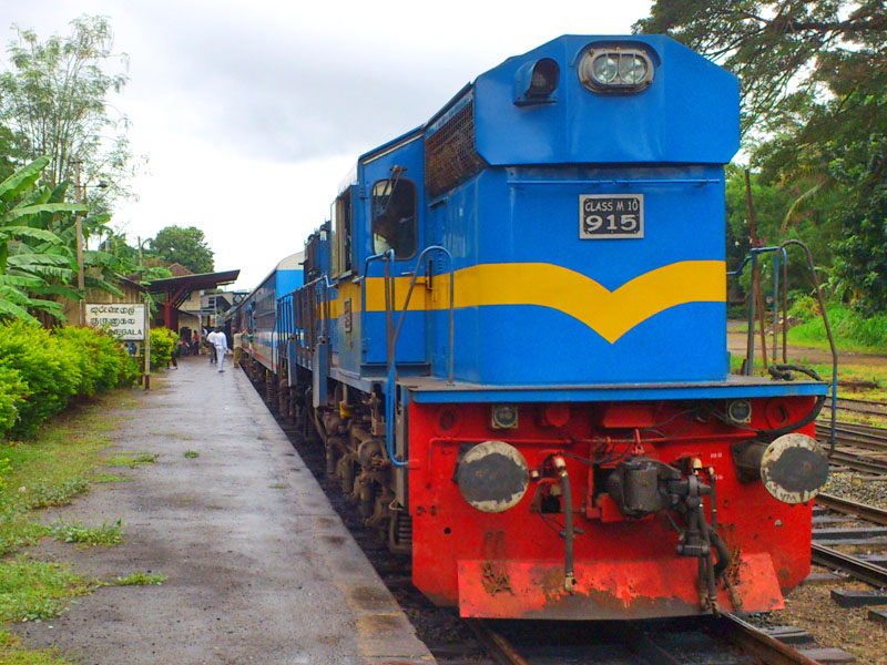 Sri Lanka to purchase 160 Train-Compartments from India