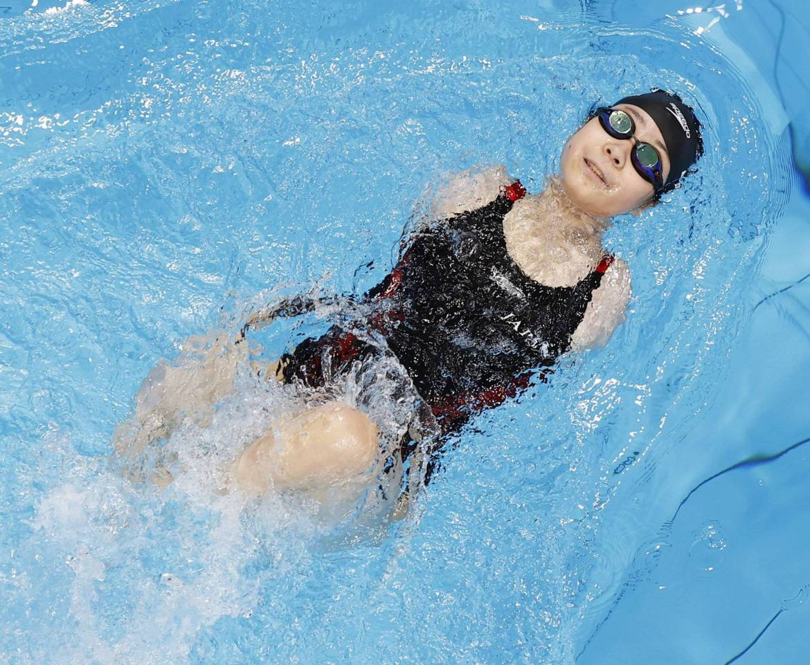2020 Paralympics: 14-year-old becomes Japan's youngest medalist
