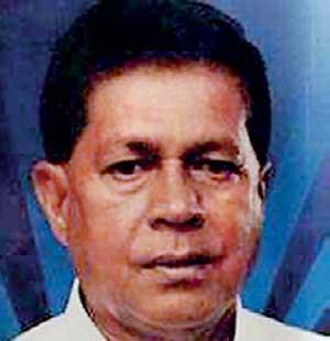 Ranjan De Silva's murder: main suspect arrested
