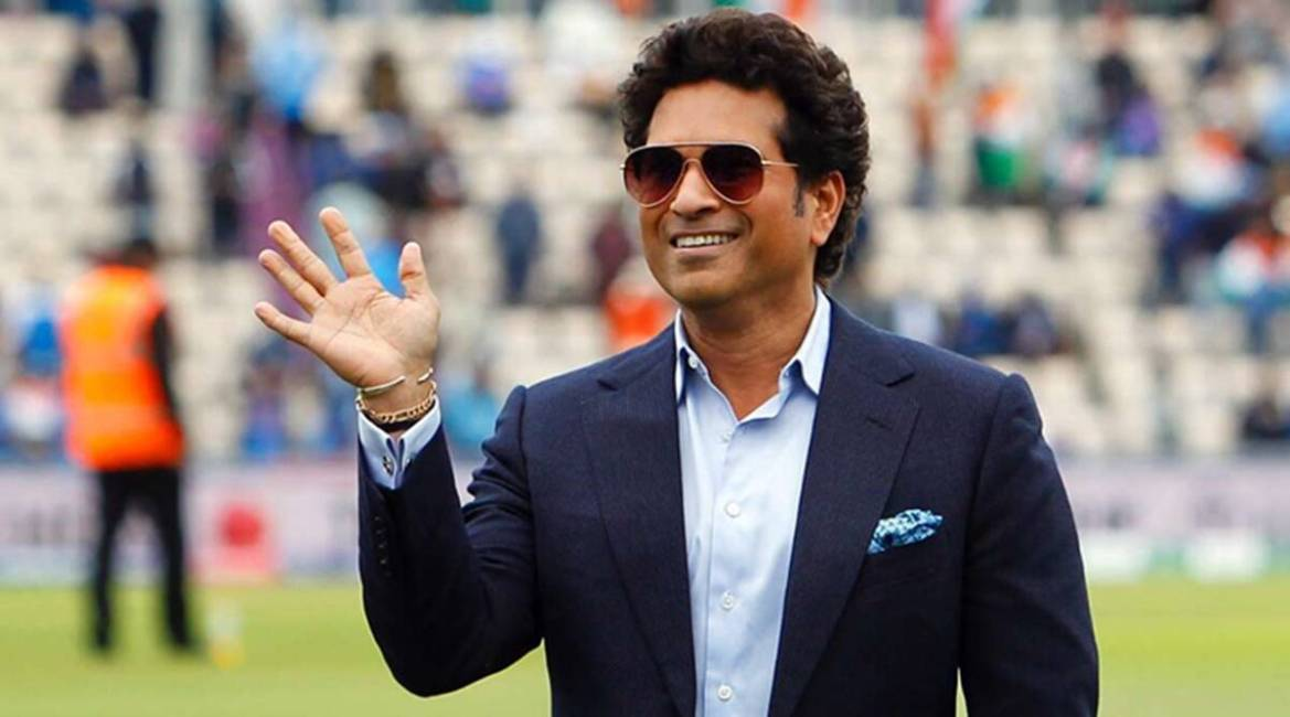 Sachin Tendulkar tests CV-19 positive