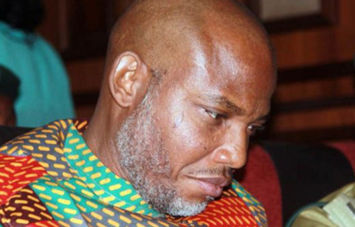 Image result for I'm not aware of Kanu's sureties withdrawal, says lawyer