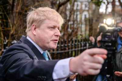 Everything About Boris Johnson Is Phony 1