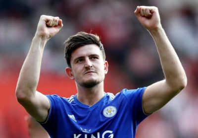 Man City 'Refusing To Match' Leicester's £80m Maguire Valuation 1