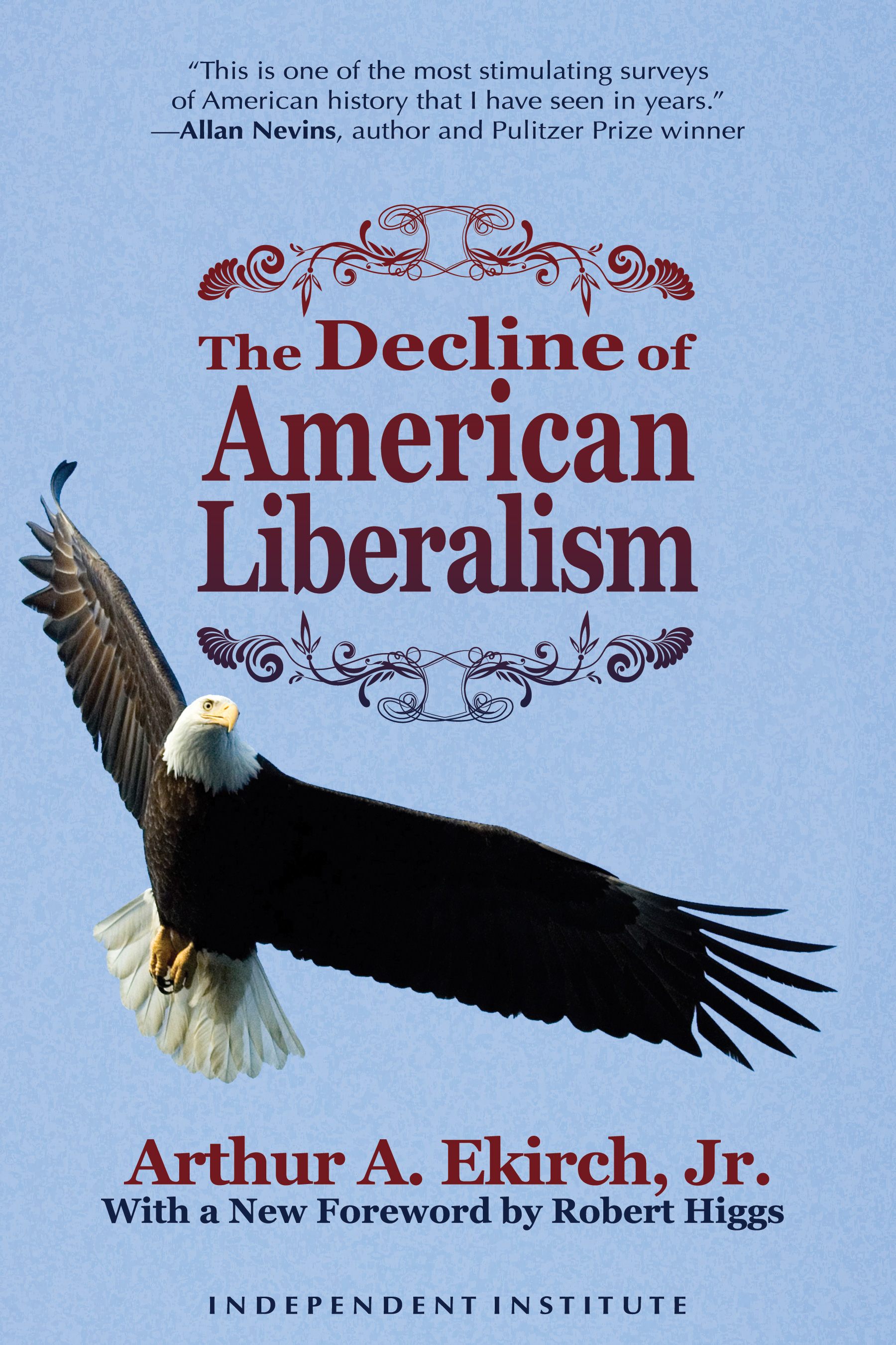 Image result for The American Eagle on the decline