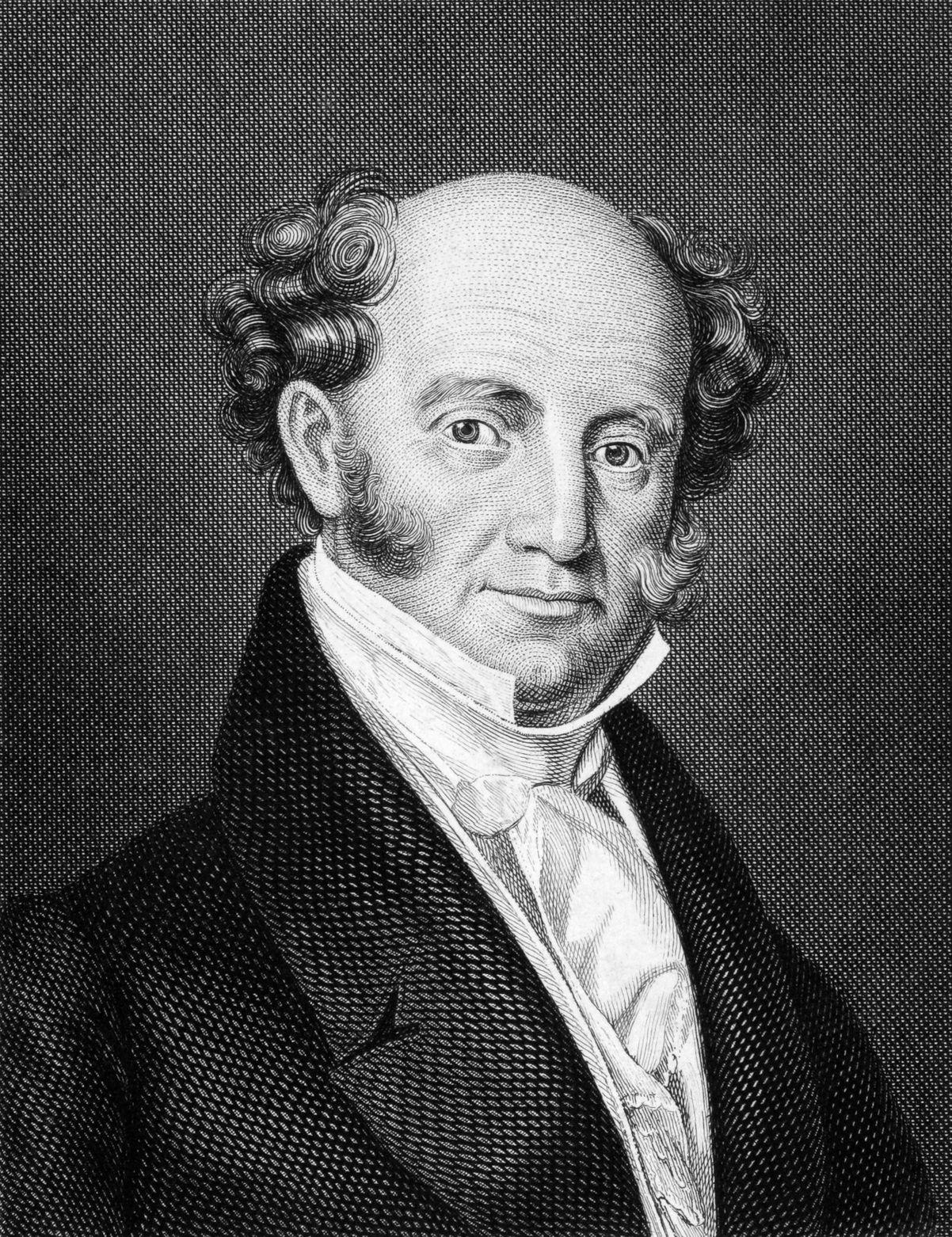 Martin Van Buren The Greatest American President The