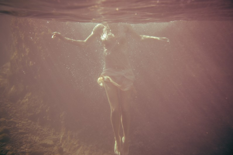 Riccardo Bandiera, Beauty underwater, 50x40cm, 2018, fotografia digitale