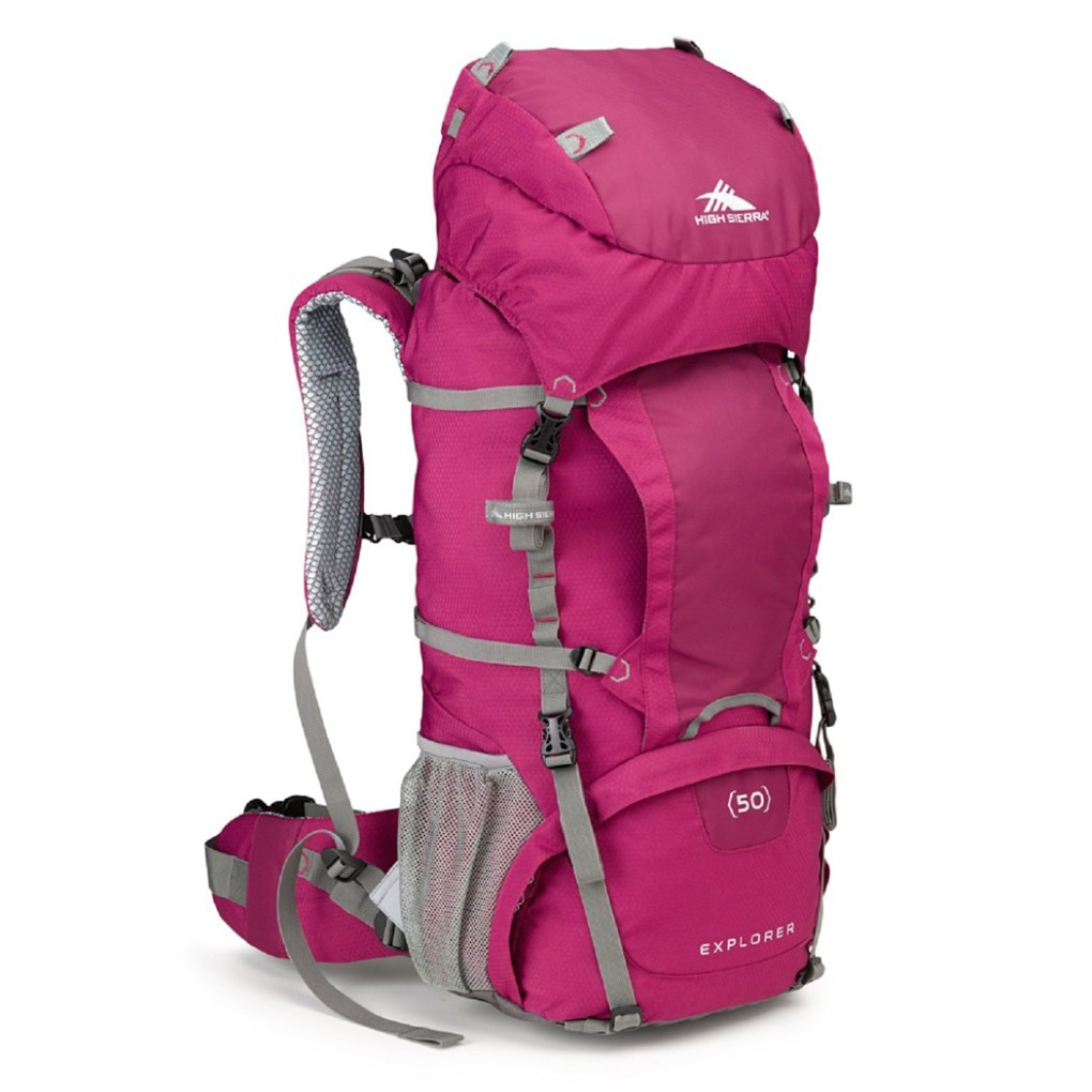 High Sierra Women's Explorer 50 Internal Frame Pack
