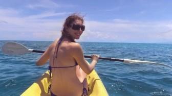 Kayaking in Samoa, travel guide Samoa, things to do in Samoa, budget travel Samoa,