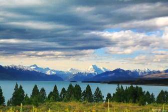 Mt. Cook, Pukaki Lake, New Zealand, travel, traveling,