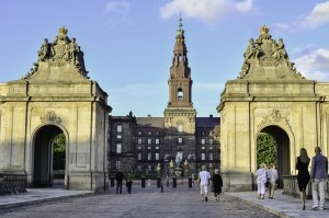 Palace Copenhagen Denmark