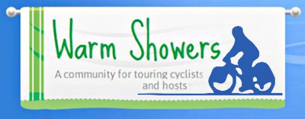 warmshowers logo
