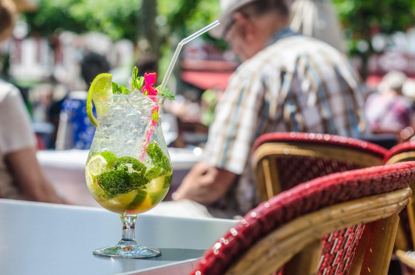 independent people basque country saint jean de luz drink
