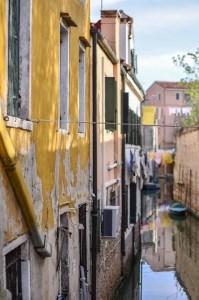 italy venice street